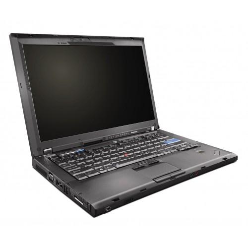 Laptop Lenovo ThinkPad T400, Core 2 Duo P8400 2.26Ghz, 2Gb DDR3, 120Gb, DVD, 14 inch ***