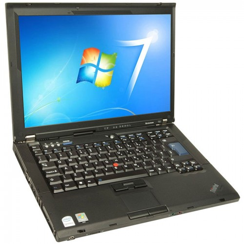 Laptop Lenovo T60, Core Duo T2500, 2.0Ghz, 2Gb DDR2, 160Gb, DVD-ROM, 14 inci LCD, Wi-Fi ***