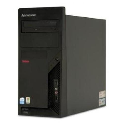 PC Lenovo A55, Intel Dual Core E2180 2.0Ghz, 2Gb DDR2, 160Gb SATA, DVD-ROM