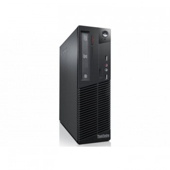 Calculator LENOVO ThinkCentre M82 Desktop, Intel Pentium G645 2.90GHz, 4GB DDR3, 160GB SATA, DVD-ROM, Second Hand