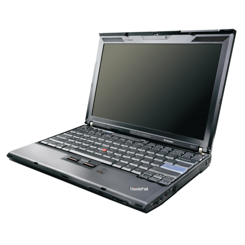 Laptop Second Hand Lenovo X201, Intel Core i5-M520, 2.4GHz, 4Gb DDR3, 160Gb HDD, Wi-Fi, 12.1 Inch ***