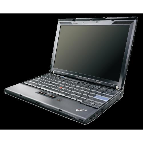Laptop Second Hand Lenovo X201, Intel Core i5-M520, 2.4GHz, 4Gb DDR3, 160Gb HDD, Wi-Fi, 12.1 Inch ***