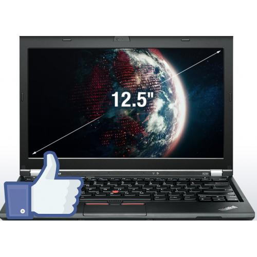 Laptop Lenovo Thinkpad X230, Intel Core i5-3320M 2.60 GHz, 4GB DDR3, 320GB SATA, 12.5 inch