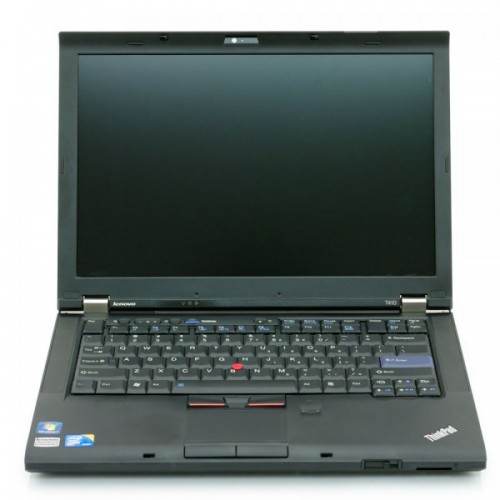 "Laptop Lenovo ThinkPad T410, Intel Core i5 520M 2.4 GHz, 4 GB DDR3, 250 GB HDD SATA, DVDRW, Display 14.1"" 1280 by 800"
