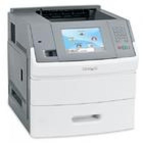 Imprimanta SH laser monocrom Lexmark T656DNE, Duplex, Retea, 55ppm