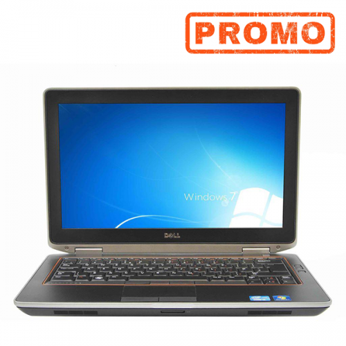Laptop Dell Latitude E6320, Intel Core i5-2520M, 2.5Ghz, 4Gb DDR3, 250Gb SATA, 13.3 Inch wide LED, webcam