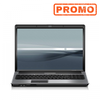 Notebook HP Compaq 6820s, Intel Core 2 Duo T7250 2.0Ghz, 4Gb DDR2, 250Gb HDD, DVD, 17 inch