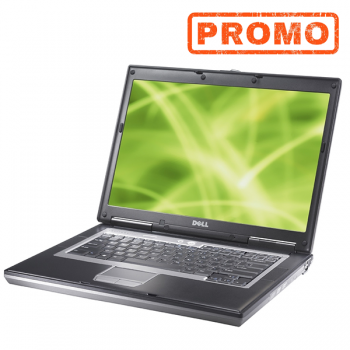 Laptop Dell Latitude D531, Dual Core AMD TL60, 2.0Ghz,  4Gb DDR2 , 320Gb, DVD, 15.4 Inch