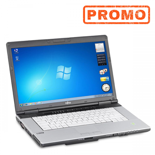 Laptop Second Hand Fujitsu Lifebook E751, Intel Core I5 2520M 2.50GHz, 4Gb DDR3, 160Gb SATA, 14 Inch***
