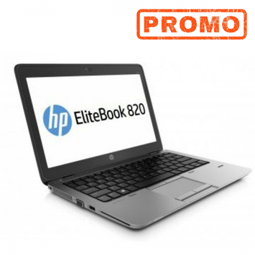 Laptop HP Elitebook 820 G1, Intel Core i5-4300U 1.90GHz , 8GB DDR3, 256GB SSD, Webcam, 12.5 inch