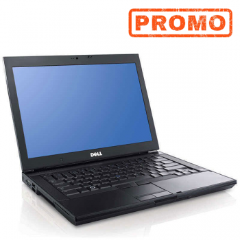 Laptop  Dell Latitude E6400, Core 2 Duo P8600, 2.40Ghz, 4Gb DDR2, 160Gb HDD, DVD-RW, 14 Inch Wide