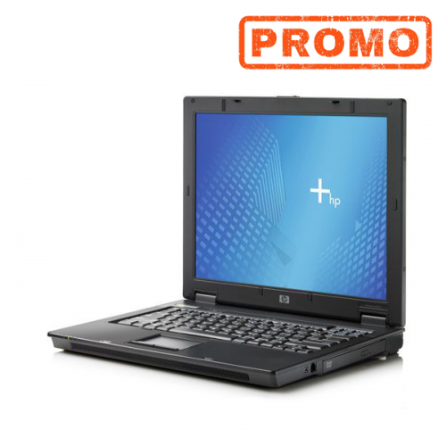 Laptop SH HP NC2400, Core 2 Duo U2500, 1.2Ghz, 2Gb RAM, 80Gb HDD, DVD