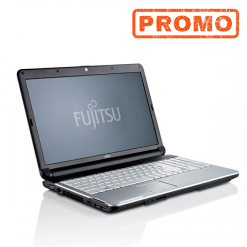 Laptop Fujitsu Siemens LifeBook A530, i3-350M, 2.27Ghz, 4GB DDR3, 240GB SSD, DVD, 15.6 inch