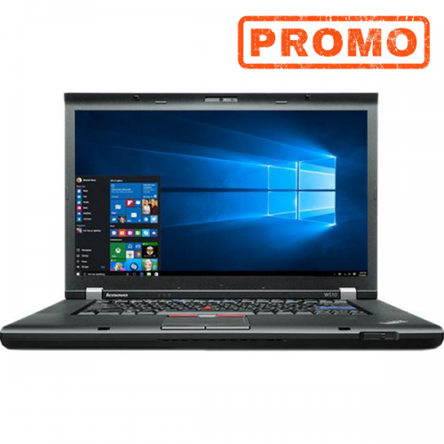 Laptop SH Lenovo ThinkPad W510, Intel® Core™ i7-720QM 1.60GHz, 8GB DDR3, 320GB HDD, DVD, 15,6 INCH
