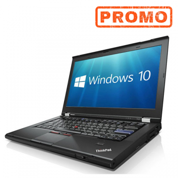 Laptop Lenovo T420, i5-2520M, 2.50GHz up to 3.20GHz, 4GB DDR3, 320GB HDD, 14inch