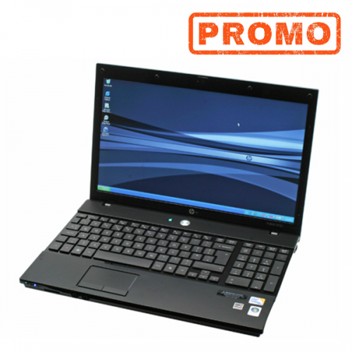 Laptop HP ProBook 4510s, Intel Core 2 Duo T6570 2.10GHz, 4GB DDR2, 320GB SATA, DVD 15,6 Inch Display