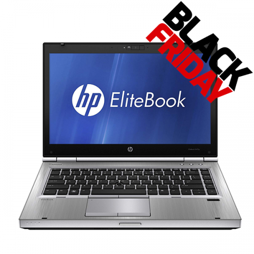 Laptopuri Second Hand HP EliteBook 8470p, I5-3320M, 3,3GHZ, 8GB Ddr3, SSD 180GB