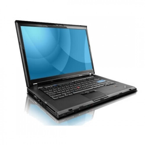 Laptop Second Hand Lenovo Thinkpad T400 Core 2 Duo P8400, 2GB Ddr3, 160GB