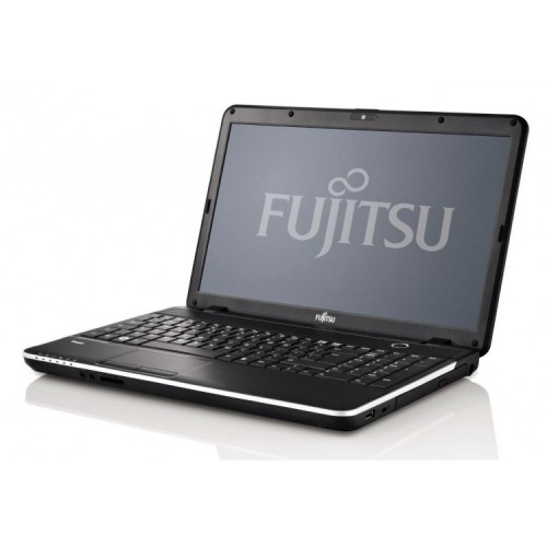Laptop Fujitsu Siemens LifeBook A512, i3-2348M 2.30GHz, 4GB DDR3, 320GB SATA, DVD-RW, 15.6 Inch, Second Hand