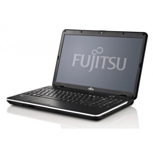 Laptop Fujitsu Siemens LifeBook A512, i3-2348M 2.30GHz, 4GB DDR3, 320GB SATA, DVD-RW, 15.6 Inch, Second Hand