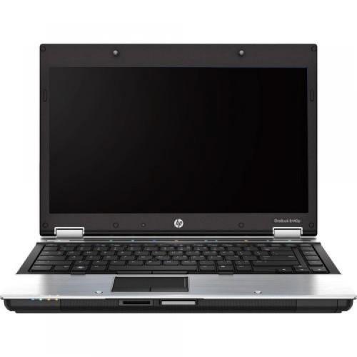 Laptop HP EliteBook 8440p, Intel Core i5-520M 2.40GHz, 4GB DDR3, 250GB SATA, DVD-RW, 14 Inch, Second Hand