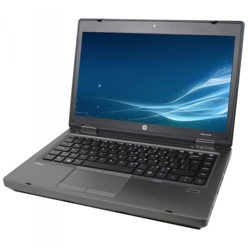 Laptop HP ProBook 6475b, AMD A4-4300M 2.50 GHz, 4GB DDR3, 320GB SATA, DVD-RW, Second Hand