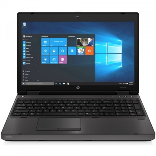 Laptop HP ProBook 6570b, Intel Core i3-3120M 2.50GHz, 4GB DDR3, 120GB SSD, DVD-RW, 15.6 inch, LED, Webcam, Tastatura numerica, Second Hand