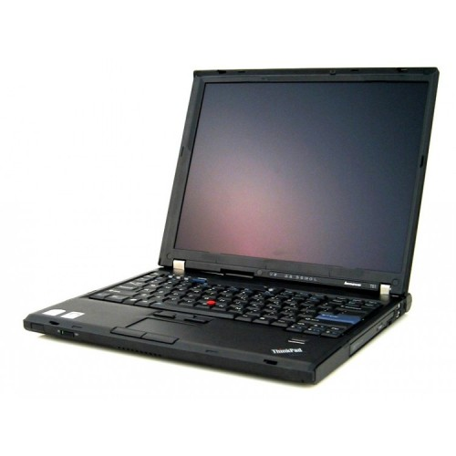 Laptop LENOVO T61, Intel Core 2 Duo T7300 2.00GHz, 4GB DDR2, 250GB SATA, DVD-ROM, 15 Inch, Second Hand