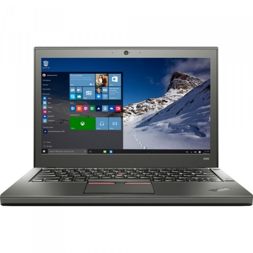 Laptop Lenovo Thinkpad X250, Intel Core i5-5300U 2.30GHz, 8GB DDR3, 500GB SATA, 12.5 Inch, Second Hand