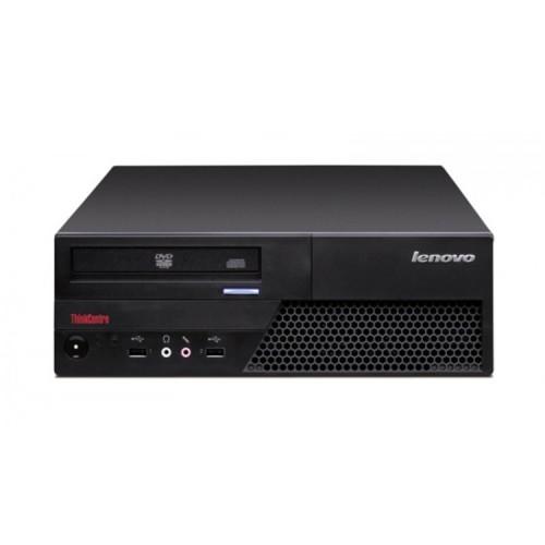 Calculator Lenovo Thinkcentre M58 DSK, Intel Pentium G645 2.90GHz, 4GB DDR3, 160GB SATA, DVD-ROM, Second Hand
