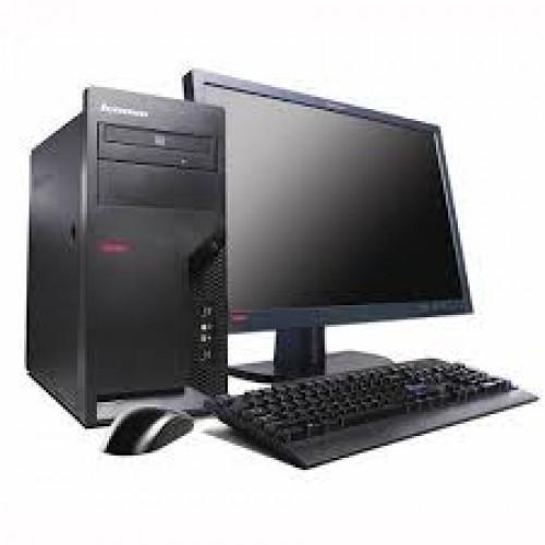 PC SH Lenovo Thinkcentre M58e Tower, Intel Core 2 Duo E8400, 3.0Ghz, 2Gb DDR2, 160Gb HDD, DVD-RW
