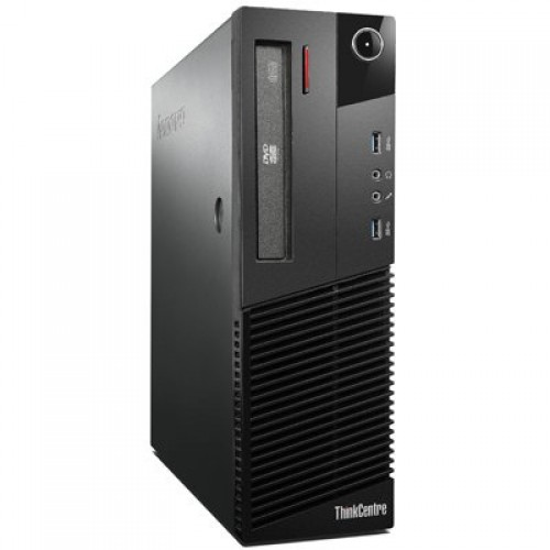 Calculator Lenovo Thinkcentre M83 desktop, Intel Core i3-4130 3.40Ghz , 4Gb DDR3, 250Gb HDD, DVD-ROM