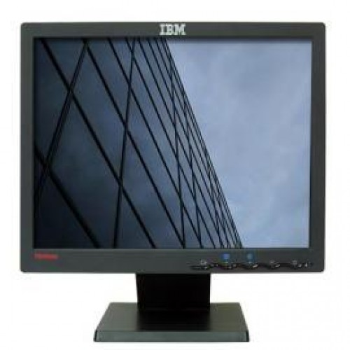 Monitor LCD Second IBM 9205,15 inci,1024x768, VGA ***