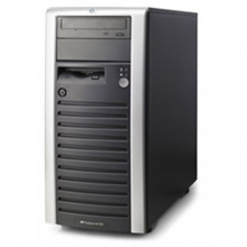 PC Workstation HP ML150, Dual Core Xeon 2,80Ghz, 2Gb DDR2 , 160Gb HDD , CD-ROM ***