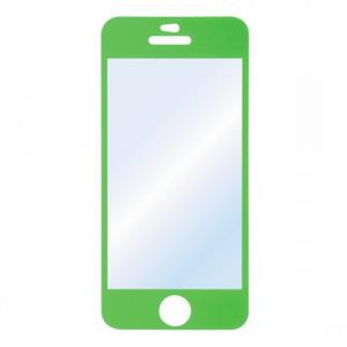 Folie Protectie HAMA iPhone 5C, Verde