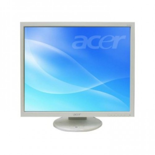 Monitor Acer B193 LCD, 19 Inch, 1280 x 1024, VGA, DVI, Second Hand