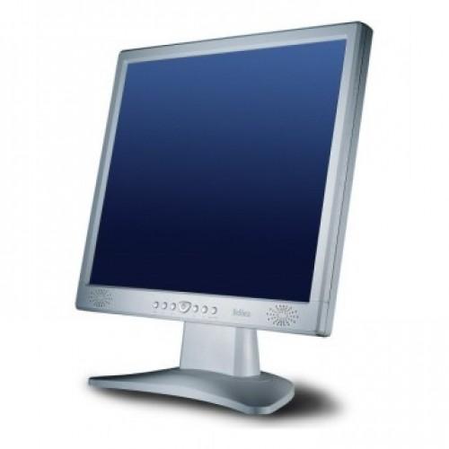 Monitor Belinea 10 17 50 LCD, 17 Inch, 1280 x 1024, VGA, DVI, Second Hand