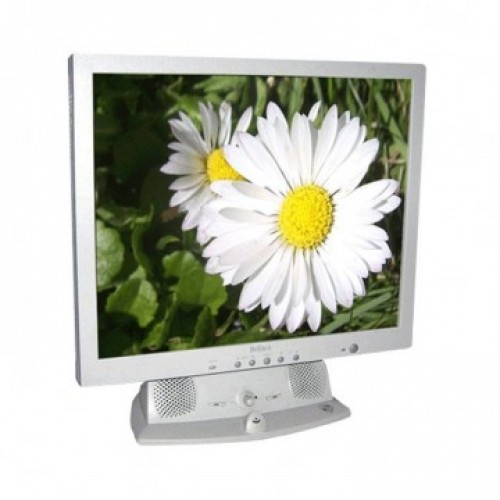 Monitor Belinea 10 18 30 LCD, 18 Inch, 1280 x 1024, VGA, DVI, Second Hand