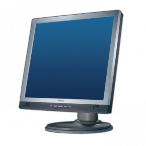 Monitor BELINEA 1980S1 LCD, 19 Inch, 1280 x 1024, VGA, DVI, Boxe Integrate, Second Hand