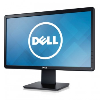 Monitor DELL E2014HF LCD, 20 Inch, 1600 x 900, DVI, VGA, Second Hand