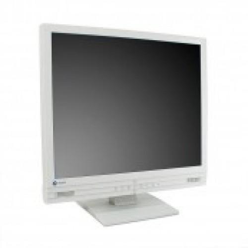 Monitor EIZO FlexScan M1900 LCD, 19 Inch, 1280 x 1024, VGA, DVI, Second Hand