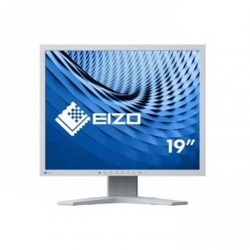 Monitor EIZO FlexScan S1911 LCD, 19 Inch, 1280 x 1024, VGA, DVI, Second Hand
