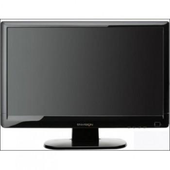 Monitor Envision P951W LCD, 19 Inch, 1366 x 768, VGA, DVI, Second Hand