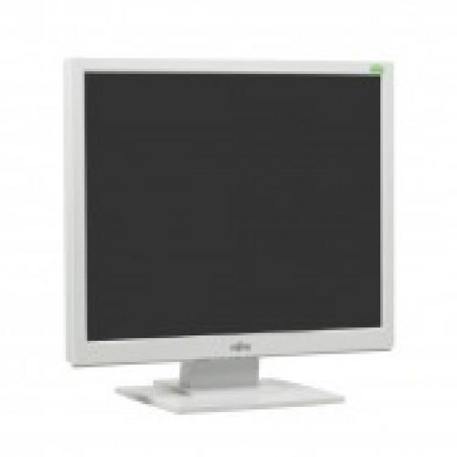 Monitor Fujitsu Siemens E19-9 LCD, 19 Inch, 1280 x 1024, VGA, DVI, Second Hand
