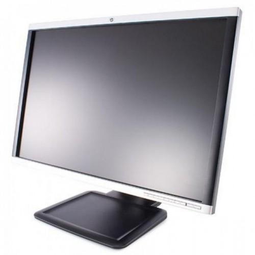 Monitor HP LA2405wg, LCD, 24 inch, 1920 x 1200, VGA, DVI, Display Port, 2 x USB, WIDESCREEN, Full HD