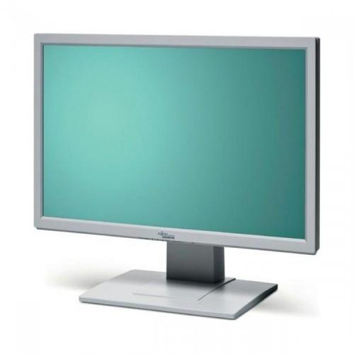 Monitor LCD 24 inci, Fujitsu Siemens ScenicView A24W-3A, 1920×1200 dpi, Fara picior