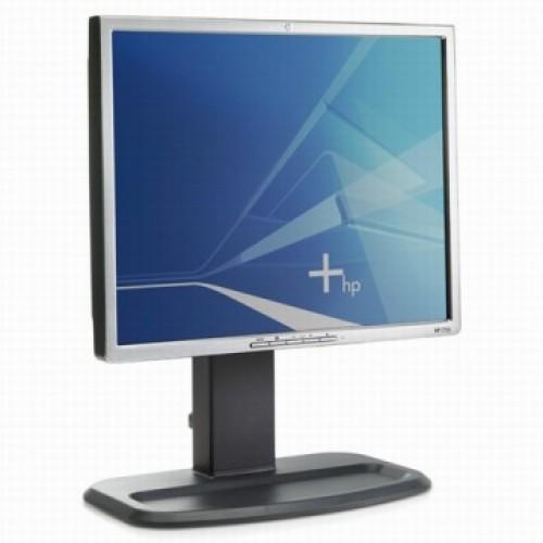 Monitor LCD HP L1755, 17 inch, 1280 x 1024 dpi, VGA, DVI, Refurbished