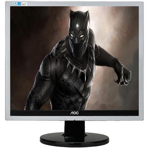 Monitor LCD Nou AOC E719S 17 inch, boxe - sigilat
