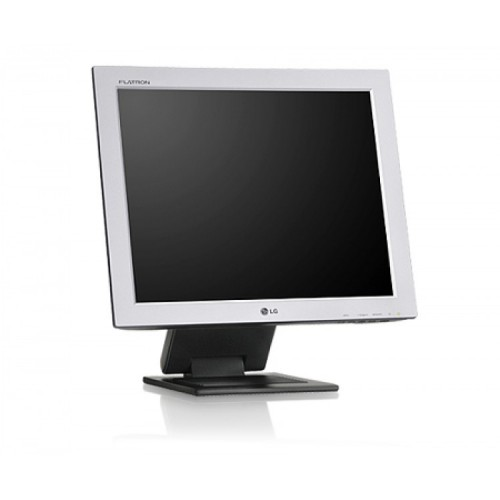 Monitor LG Flatron L1730SF, LCD, 17 inch, 1280x1024, VGA, Grad B, Fara picior
