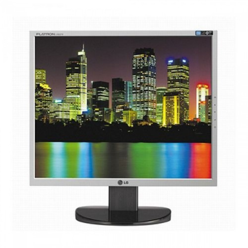 Monitor LG L1953TR, 19 inch, 1280 x 1024, 2ms, DVI, 16,7 milioane culori, Second Hand